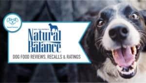 Natural Balance Dog Food Reviews