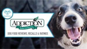 Addiction Dog Food Reviews