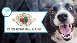 Fromm Dog Food Reviews